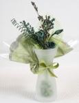 Article baptême pour marraine : vase